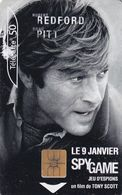 FRANCE - Spy Game/Robert Redford, 12/01, Used - Cinéma