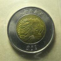 Ethiopia 1 Birr - Etiopía