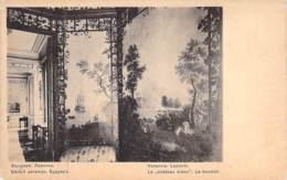 """Warschau - Lazienki - La """"Chateau Blanc"""" - Le Boudoir - Pologne"""