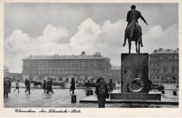 Warschau - Am Pilsudski-Platz - Polen