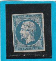 N° 14 A    - PC XXX1   Pour Planchage   - LOT JC + Variété - 1853-1860 Napoléon III