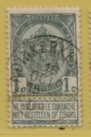 MW-4937  ADINKERKE -GAND    OCB 53    COBA+12 - Postmark Collection