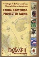 Catalogue De Timbres Poste Domfil WWF Wildlife Animals Fauna Stamps 2a Ed. PDF LIVRAISON GRATUITE FREE SHIPPING - Thema's