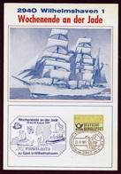 Allemagne Fédérale - Germany - Deutschland CM 1981 Y&T N°TD1-10p - Michel N°ATM1-10p - Cor Postal - Whilemshaven 1 - BRD