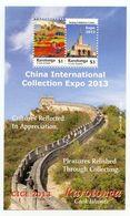 Rarotonga 2013, China PhilaExpo, Gauguin, Great Wall, BF - Modernos