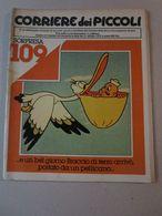- CORRIERE DEI PICCOLI N 44 / 1979 - OTTIMO IL PAESE DEI PUFFI - Corriere Dei Piccoli