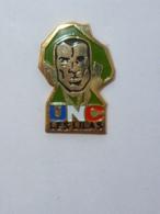 Pin's U.N.C. LES LILAS - Militair & Leger