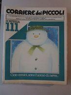 - CORRIERE DEI PICCOLI N 46 / 1979 - IL PAESE DEI PUFFI - Corriere Dei Piccoli