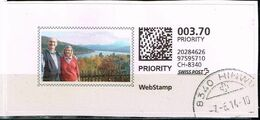 Schweiz ,Michel# Webstamp Priority - Gebraucht