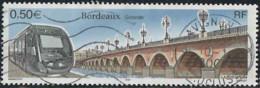 France 2004 Yv. N°3661 - Bordeaux - Tramway Et Pont - Oblitéré - France