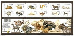 2013 Carnet Adhésif Les ANIMAUX Dans L'ART -N° BC 775 - NEUF - LUXE ** NON Plié - Libretas