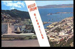 Gibraltar Hello From - Gibilterra