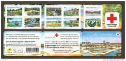 2013 Carnet Adhésif - Croix Rouge -Petits Ruisseaux Grandes Rivières -LOIRE -N° BC 837 - NEUF - LUXE ** NON Plié - Libretas