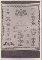 AK Foto Stickerei Hänsel Und Gretel - Wappen Tiere - 1943 (51566) - Fiabe, Racconti Popolari & Leggende