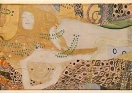 Art - Peinture - Nu - Gustav Klimt - Wasserschiangen I (Détail), Etwa  - Carte Neuve - CPM - Voir Scans Recto-Verso - Gemälde