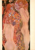 Art - Peinture - Nu - Gustav Klimt - Wasserschiangen Il, Um 1904/07 - Carte Neuve - CPM - Voir Scans Recto-Verso - Gemälde