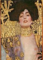 Art - Peinture - Nu - Gustav Klimt - Judith I (Détail), 1901 - CPM - Voir Scans Recto-Verso - Gemälde