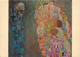 Art - Peinture - Nu - Gustav Klimt - Tod Und Leben, 1916 - Carte Neuve - CPM - Voir Scans Recto-Verso - Gemälde
