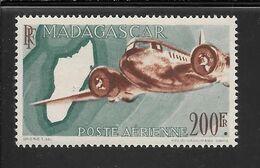 MADAGASCAR PA N°64A ** TB SANS DEFAUTS - Luftpost