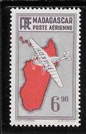 MADAGASCAR PA N°22 ** TB SANS DEFAUTS - Luftpost