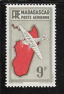 MADAGASCAR PA N°23 ** TB SANS DEFAUTS - Luftpost