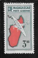 MADAGASCAR PA N°19 ** TB SANS DEFAUTS - Luftpost