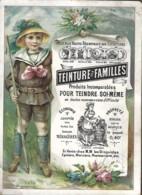 Teintures Des Familles (1894) - Calendars