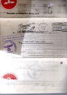 LETTRE DOCUMENT 1937 - POSTEE A KIEL - - Deutschland