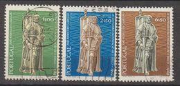 PORTUGAL CE AFINSA 1050/1052 - USADO - 1910-... República