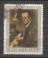 PORTUGAL CE AFINSA 1054 - USADO - 1910-... República