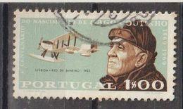 PORTUGAL CE AFINSA 1055 - USADO - 1910-... República