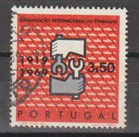 PORTUGAL CE AFINSA 1048 - USADO - 1910-... República