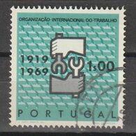 PORTUGAL CE AFINSA 1047 - USADO - 1910-... República