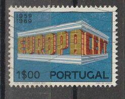 PORTUGAL CE AFINSA 1041 - USADO - 1910-... República