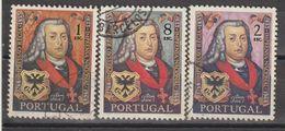 PORTUGAL CE AFINSA 1044/1046 - USADO - 1910-... República