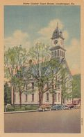 COUDERSPORT, Potter County Court House, Pennsylvania, 30-40s - United States