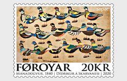 Faroe Islands 2020 - Sepac 2020 Mnh - Färöer Inseln