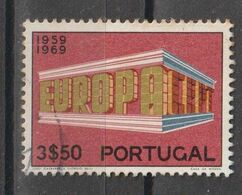 PORTUGAL CE AFINSA 1042 - USADO - 1910-... República