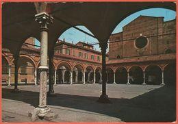 ITALIA - ITALY - ITALIE - 1976 - 100 Siracusana - Bologna - Portico E Basilica Di Santa Maria Dei Servi - Viaggiata Da B - Bologna