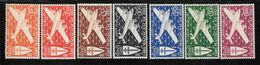 MADAGASCAR PA N°55/61 * TB SANS DEFAUTS - Madagascar (1889-1960)