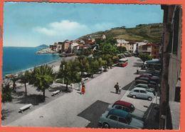 ITALIA - ITALY - ITALIE - 1961 - 15 Michelangiolesca - Marciana Marina - Lungomare - Viaggiata Da Marina Di Campo Per Fo - Italy