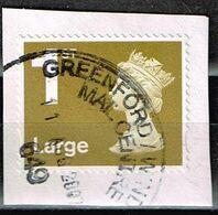 Großbritannien 2009,Michel# 2729 O Queen Elizabeth II - Security Machin - Used Stamps