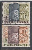 PORTUGAL CE AFINSA 1020/1021 - USADO - 1910-... República