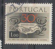 PORTUGAL CE AFINSA 1025 - USADO - 1910-... República