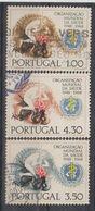PORTUGAL CE AFINSA 1028/1030 - USADO - 1910-... República
