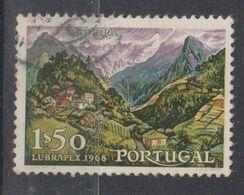 PORTUGAL CE AFINSA 1033 - USADO - 1910-... República