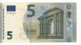 "5 EURO  ""AUSTRIA""    DRAGHI    N 004 A2    NA2103849388  /  FDS - UNC - EURO"
