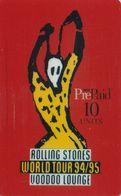 ESTADOS UNIDOS. Rolling Stones Voodoo Lounge World Tour Promo. 5000 Ex. (156). - Other