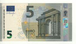"""5 EURO  """"France""""    DRAGHI   U 005 E3    UC4121862184 /  FDS - UNC - EURO"""