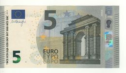 5 EURO  'Italy'     DRAGHI    S 002 B5     SB2046048745   /  FDS - UNC - EURO